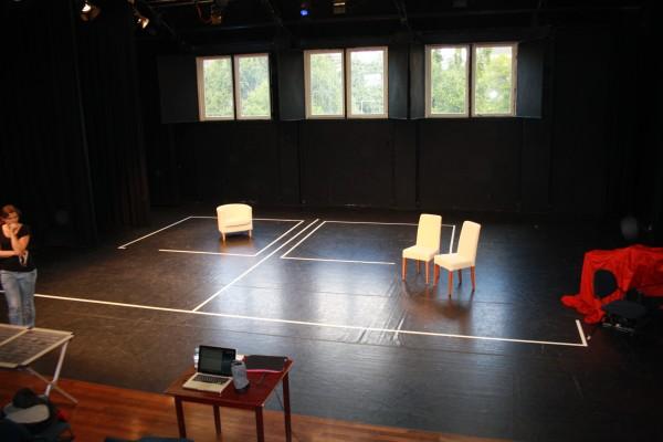 Theater met goedkope repetitieruimte en voorstellingen for Studio omgeving amsterdam