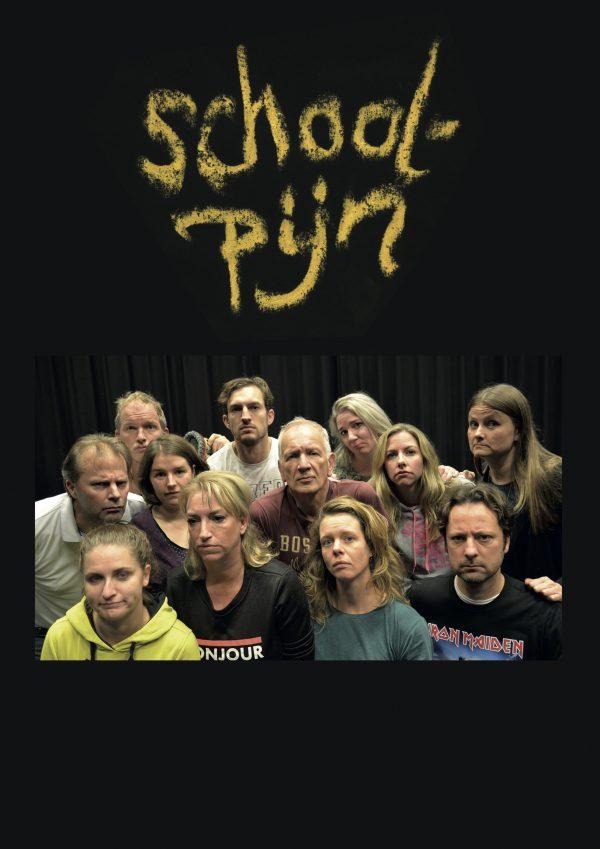 De Theaterkamer speelt 'Schoolpijn'
